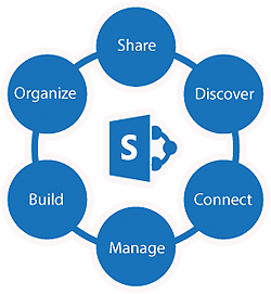 We offer the following SharePoint Application Development services: